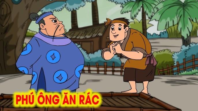 Xem phim hoạt hình Phú ông ăn rác