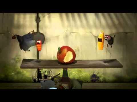 Phim hoạt hình Larva: Bập bênh