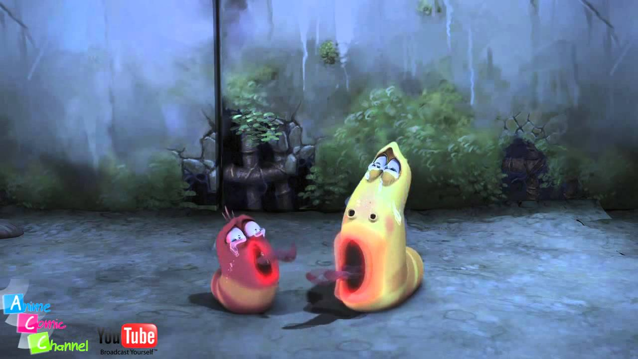 Hoạt hình Larva: ăn ớt