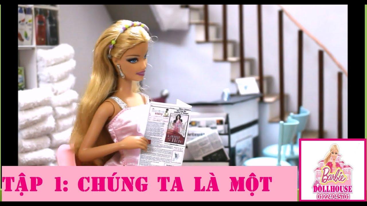 Xem phim hoạt hình búp bê Barbie tập 1