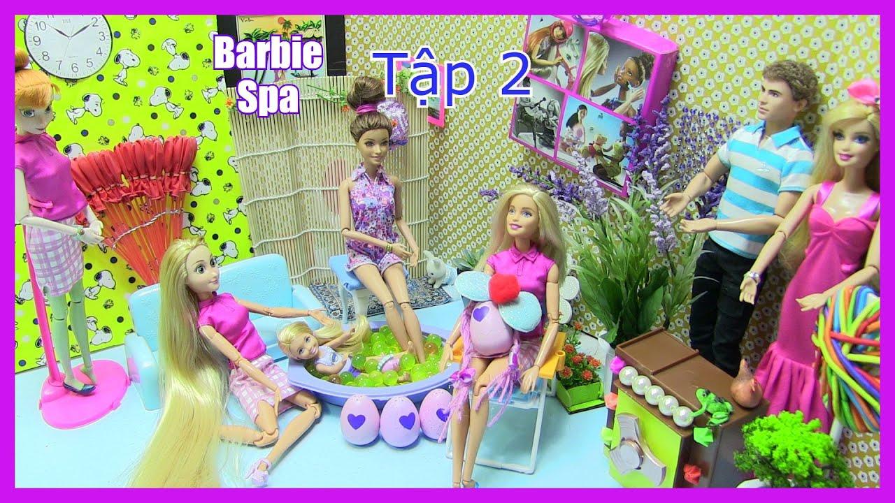 Xem phim hoạt hình búp bê Barbie tập 2