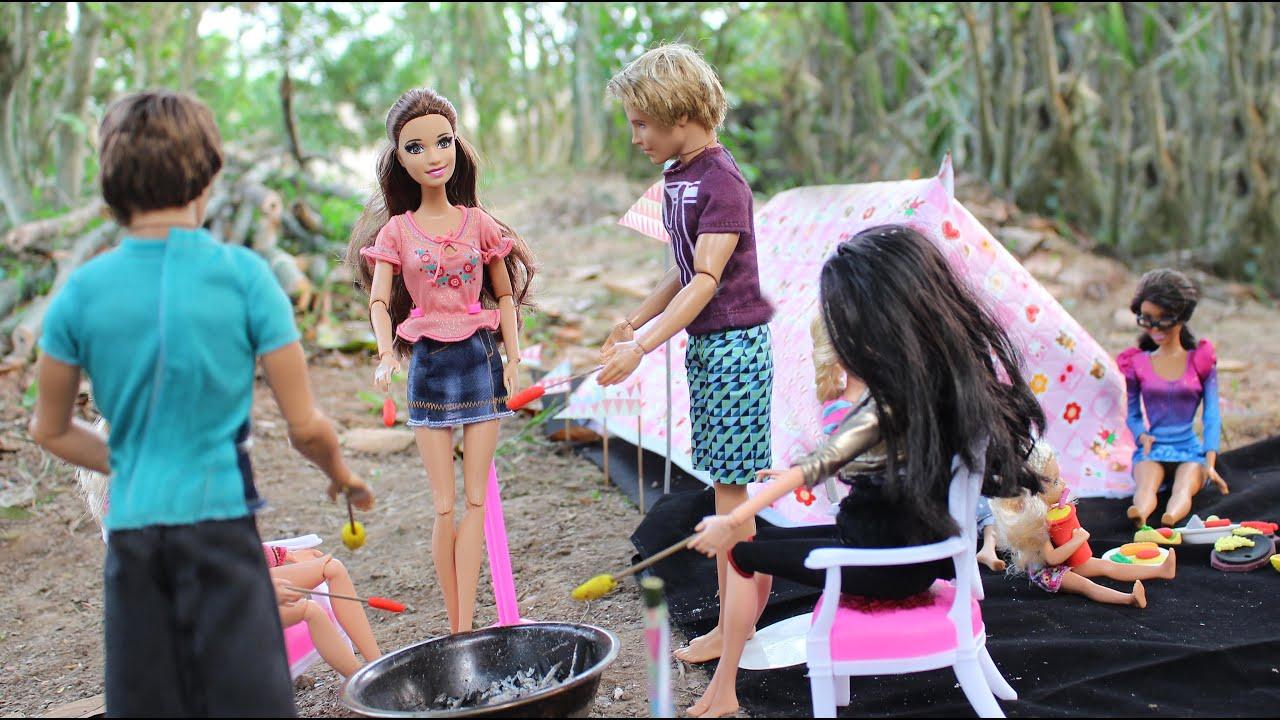 Xem phim hoạt hình búp bê Barbie tập 9