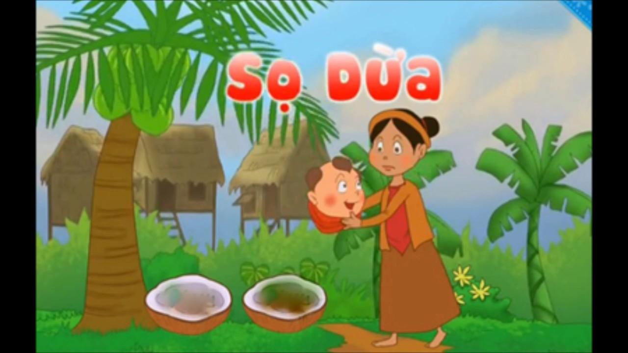 Chuyện Sọ dừa - Truyện cổ tích Việt Nam