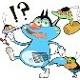 Phim hoạt hình mèo Oggy tập 11: Mèo Oggy có bầu