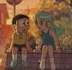 Phim hoạt hình Doremon tập 174: Mỹ thiếu nữ yêu Nobita