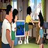 Phim hoạt hình Doremon thăm công viên khủng long tập 1d