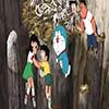 Phim hoạt hình Doremon thăm công viên khủng long tập 1 f