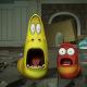 Phim hoạt hình Larva tập 91 - Nhà bị phá