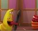 phim hoạt hình Larva: Hộp phấn trang điểm