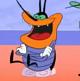 Phim hoạt hình mèo Oggy tập 47: Chiếc não của mèo Jack.