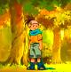 Phim hoạt hình Naruto tập 5b: Học trò của Naruto