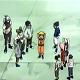Xem phim hoạt hình Naruto tập 21b -  Đánh bại đối thủ cả chín tân binh đều có mặt