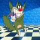 Xem phim hoạt hình Oggy tập 76 - Thuốc diệt côn trùng