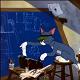 Phim hoạt hình Tom và Jerry tập 92 - Công trình của Tom