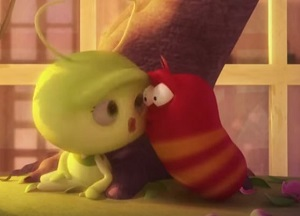 Phim hoạt hình Larva