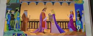 Phim hoạt hình Nàng công chúa ngủ trong rừng phần 1