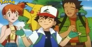 Phim hoạt hình Pokemon tập 35 - Truyền thuyết về rồng nhỏ
