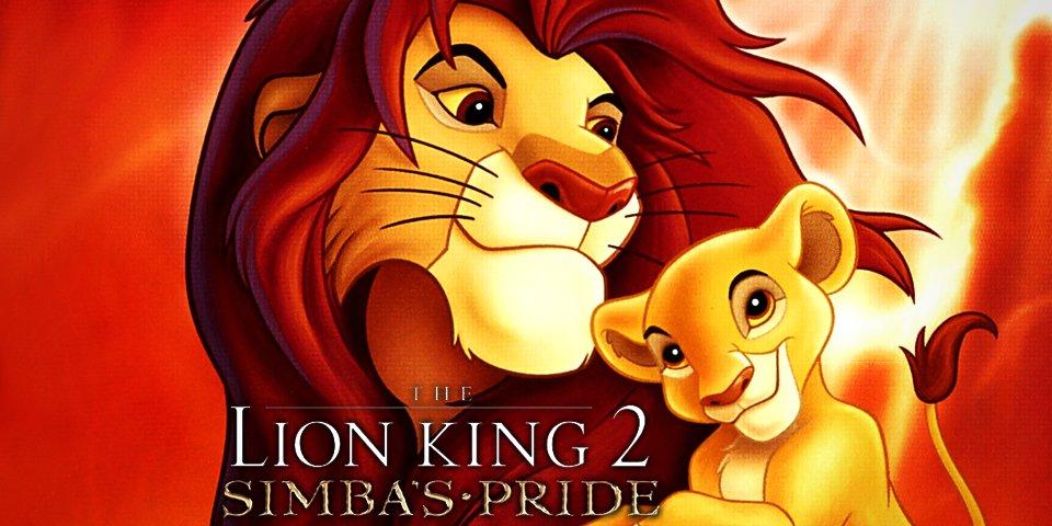 Sự đoàn tụ của 2 cha con Simba