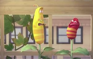 Xem phim hoạt hình Java Cây đậu