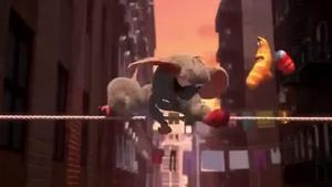 Xem phim hoạt hình Java ấu trùng tinh nghịch - Con chuột